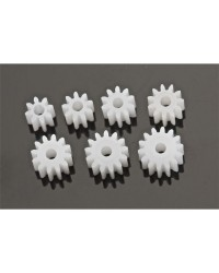 Art. 12099 - Set pignoni in plastica
