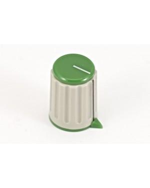 Art. 01055G - Pomello per potenziometro verde